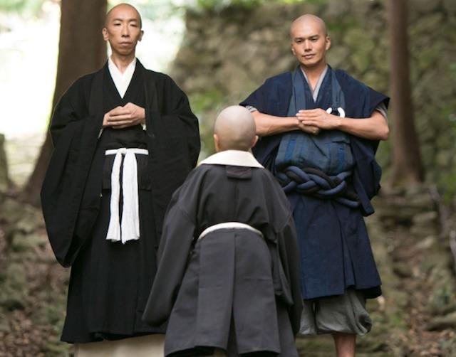 龍潭寺僧侶